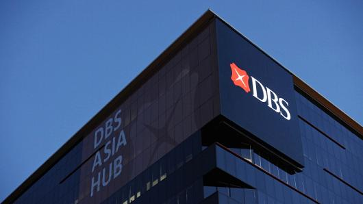 Singapore's top lender DBS reports fall in Q4, full-year net profit on higher allowances
