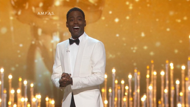 Golden Moments at the Oscars Hosted by Chris Rock