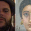 Meet Your Art Twin: A 400-Year-Old With an Oily Complexion