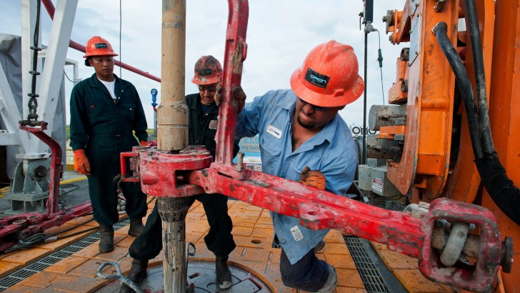 The US oil industry shook up the world energy order, and now it's shaking out