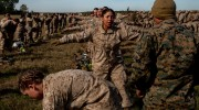 Women at a Marine Boot Camp Represent an Identity Crisis for the Corps