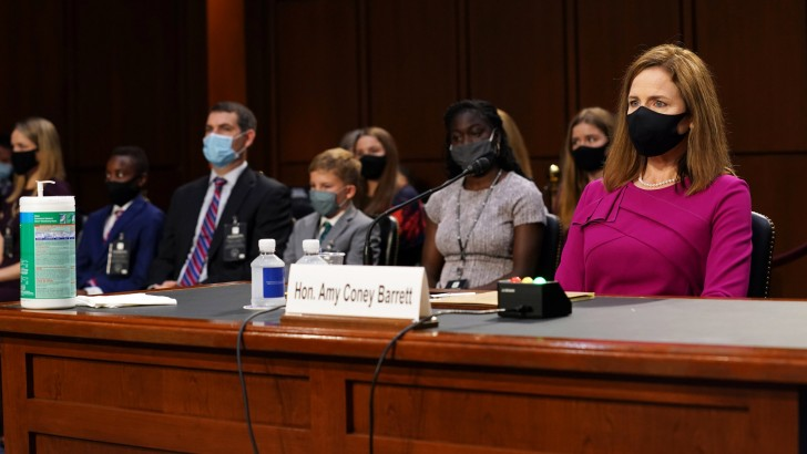 The Senate Judiciary Committee is taking a break.