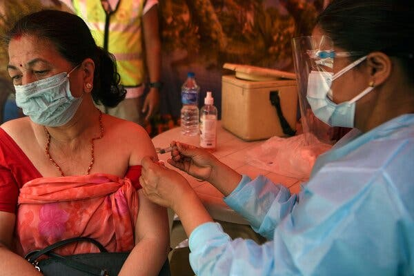 Covid Live Updates: South Asia, Battling Outbreaks, Scrambles for Vaccines