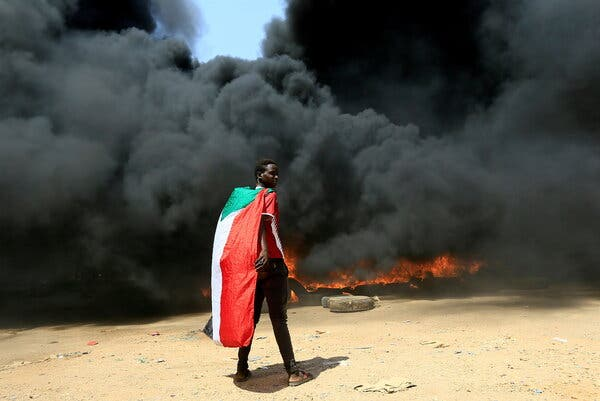 Sudanese Prime Minister Abdalla Hamdok Is Detained in Apparent Coup